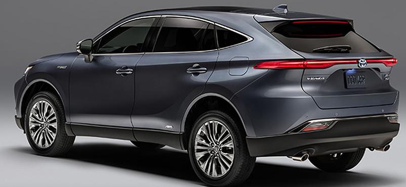Nuevo 2021 Toyota Venza LE Hybrid
