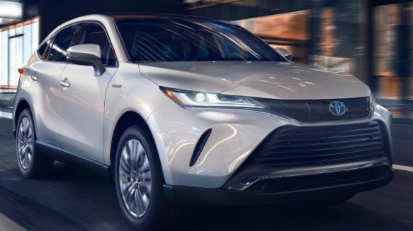 New 2021 Toyota Venza LE Hybrid