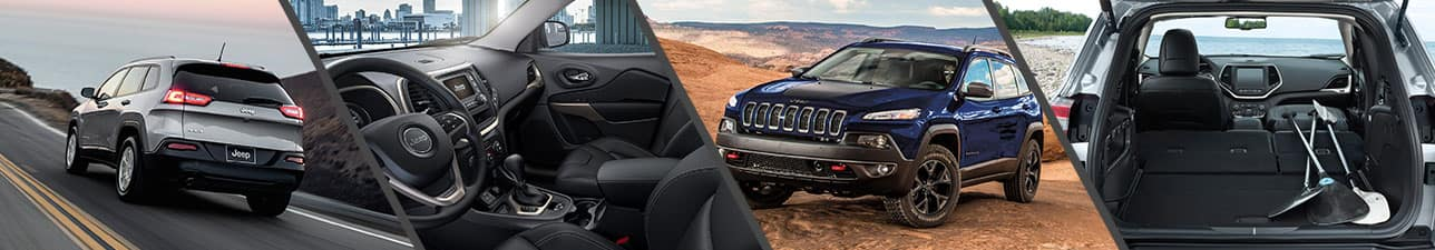 New 2018 Jeep Cherokee for sale in Delray Beach FL