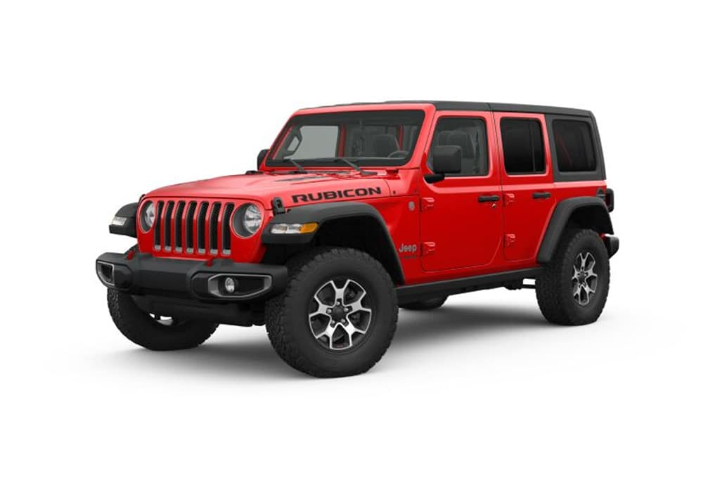 New Jeep Wrangler Delray Beach FL