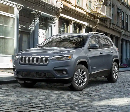 2019 Jeep Cherokee Limited 4X2