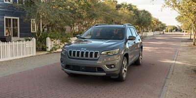 New Jeep Cherokee Delray Beach FL