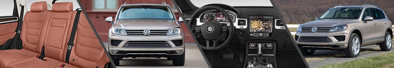 Used Volkswagen Touareg for sale in North Palm Beach FL