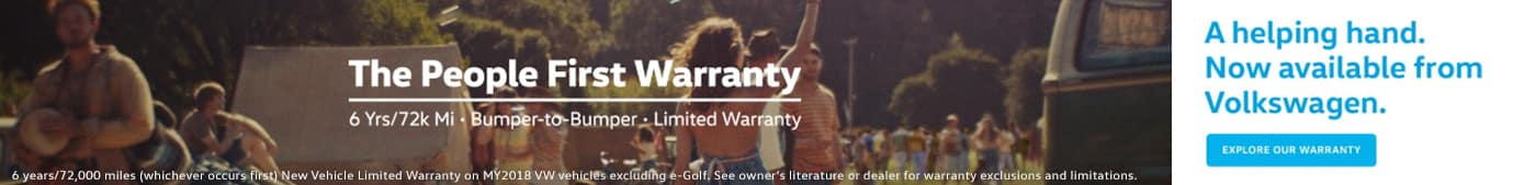 Volkswagen Peoples First Warranty in North Palm Beach, FL
