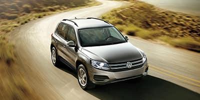 New Volkswagen Tiguan Limited Lake Park Fl