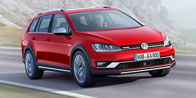 Research Used Volkswagen Golf Alltrack