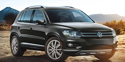 Research Used Volkswagen Tiguan