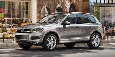 Research Used Volkswagen Touareg