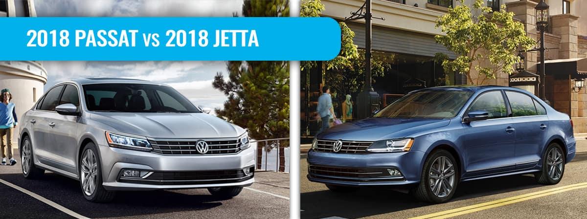 Volkswagen Jetta vs Volkswagen Passat For Sale