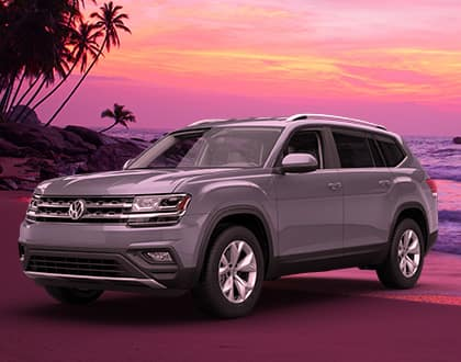 2018 Volkswagen Atlas SE TECH AWD