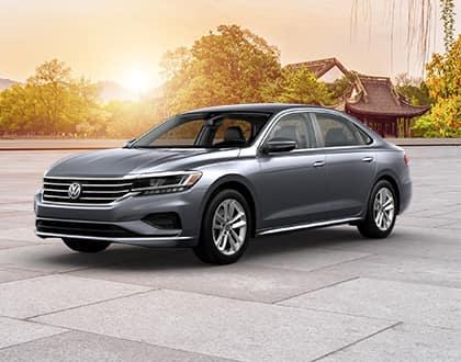 <center>2020 Volkswagen Passat SE 2.0T</center>