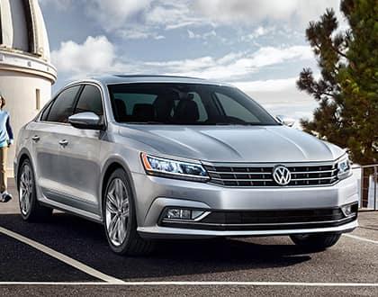 2018 Volkswagen Passat SE W/TECHNOLOGY