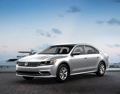 2018 Volkswagen Passat S