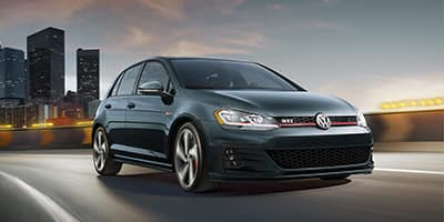 New Volkswagen Golf GTI