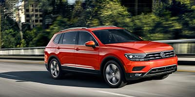 New Volkswagen Tigaun