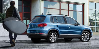 New Volkswagen Tiguan Limited