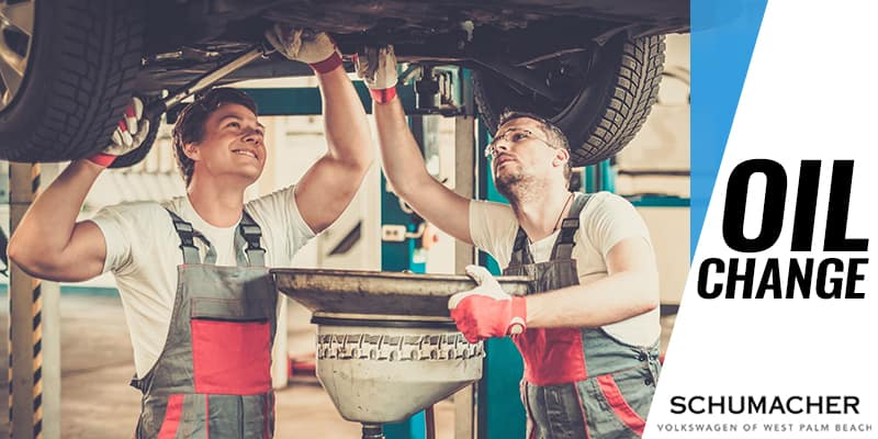 Experienced Volkswagen Oil Changes in West Palm Beach, FL