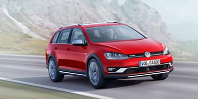 Used Volkswagen Golf Alltrack