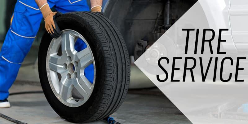 Professional Volkswagen Tire Service | West Palm Beach, FL