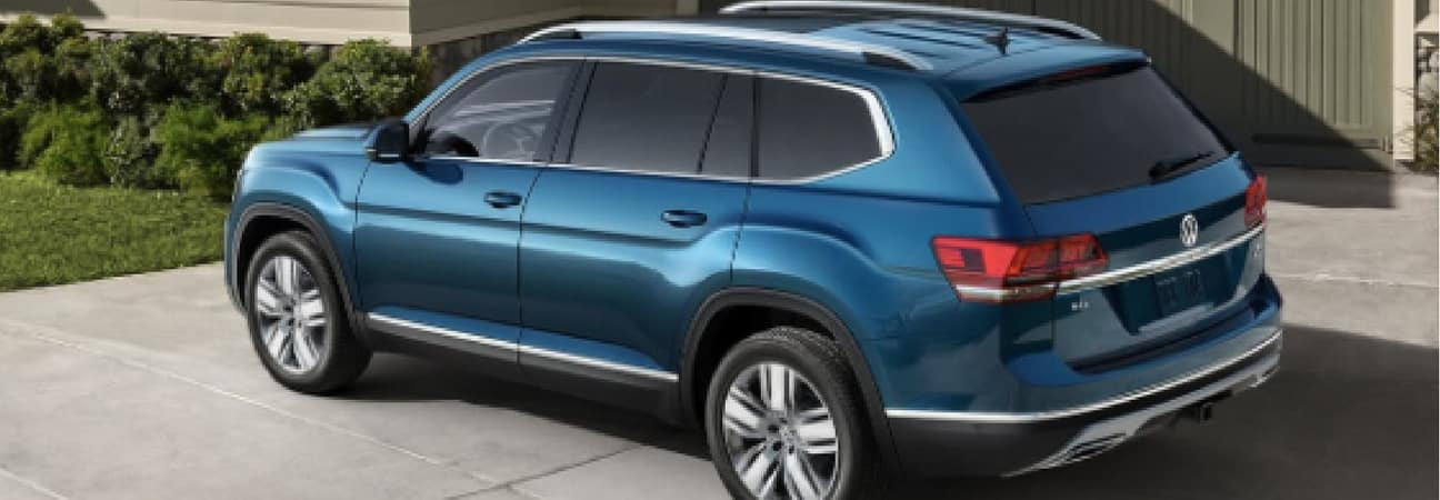 The 2018 Volkswagen Atlas.
