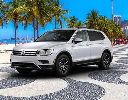 2018 Volkswagen Tiguan SE