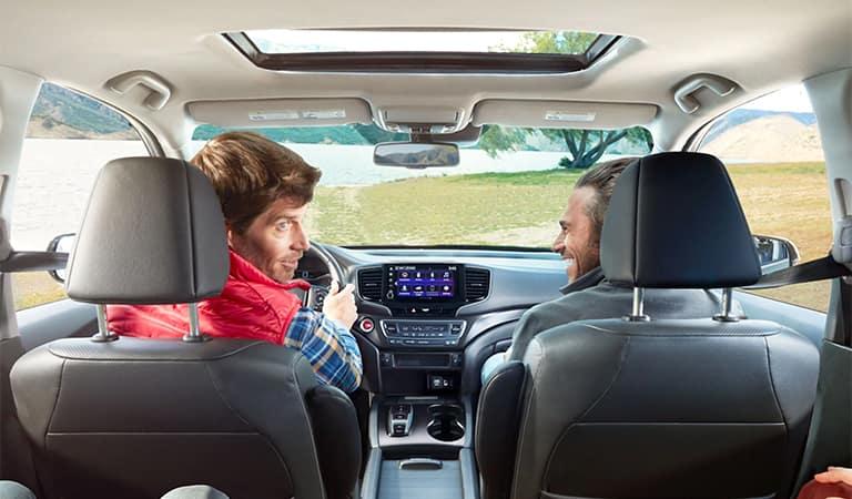 New 2021 Honda Ridgeline Savoy Illinois