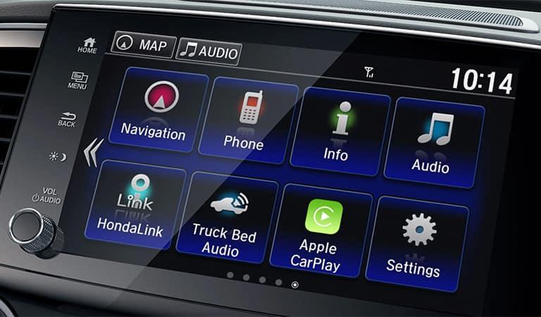 New 2021 Honda Ridgeline Savoy IL