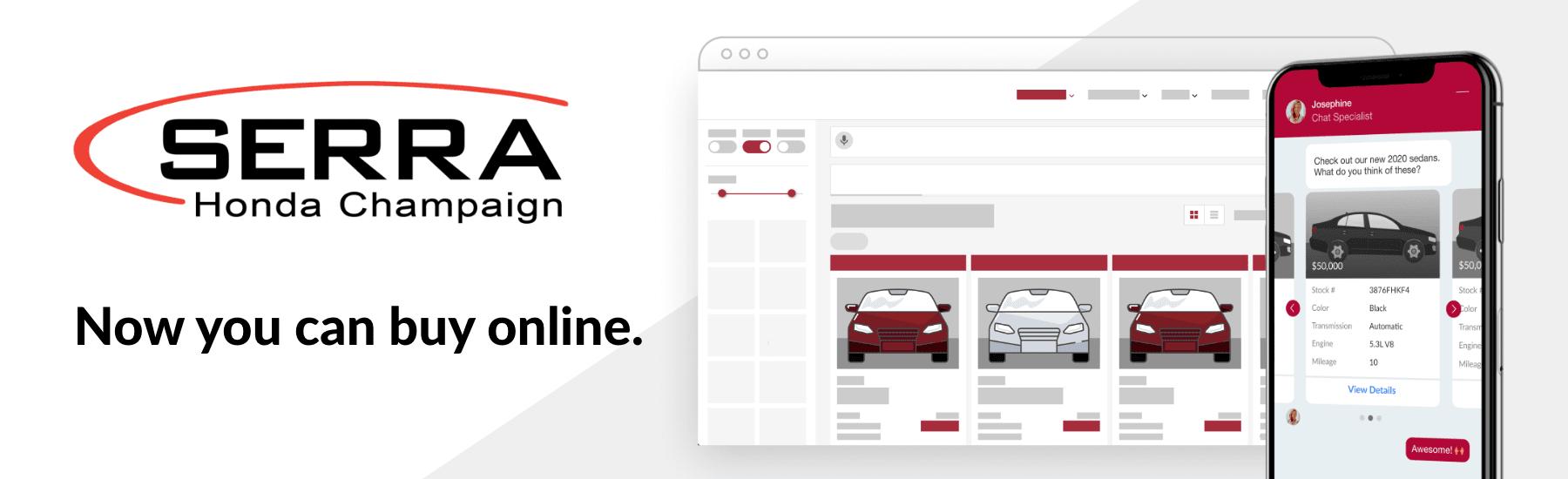 Serra Honda Champaign - Buy Online