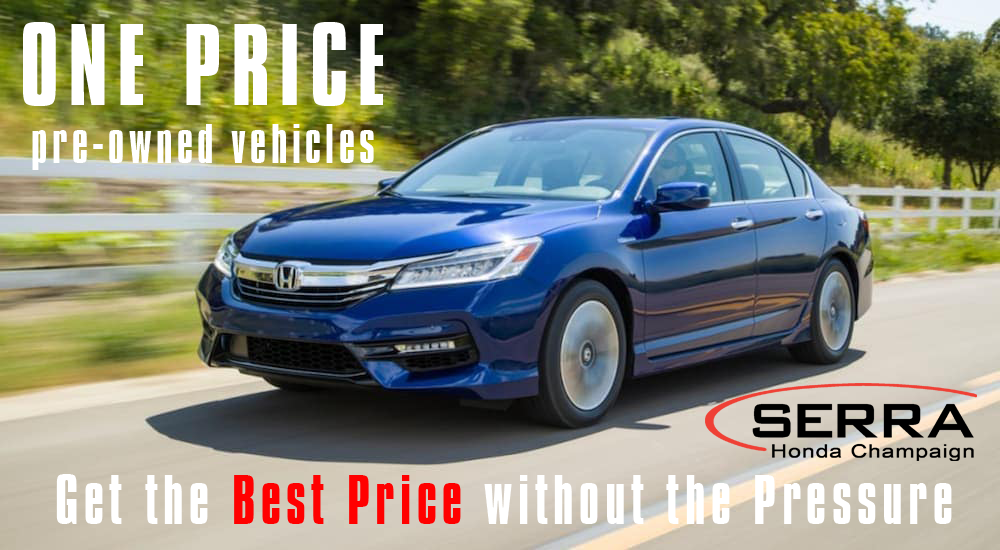 Used Car One Price Promise
