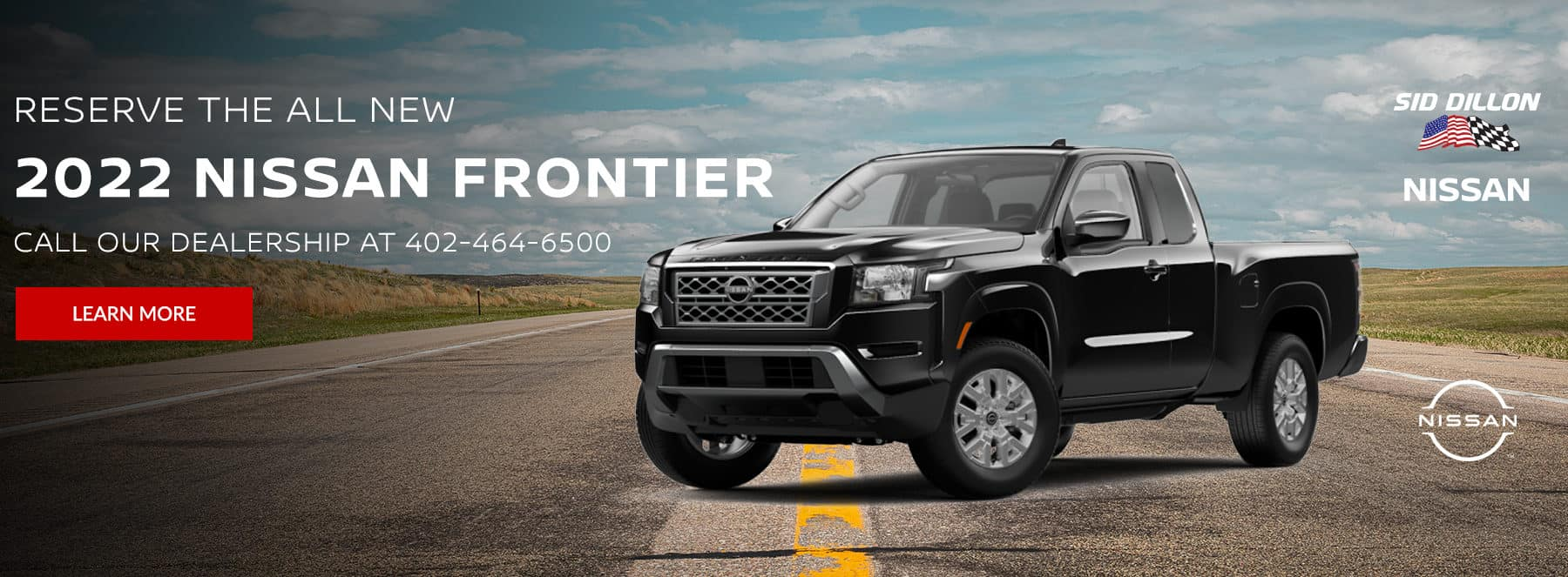 All New 2022 Nissan Frontier, Now Available at Sid Dillon Nissan