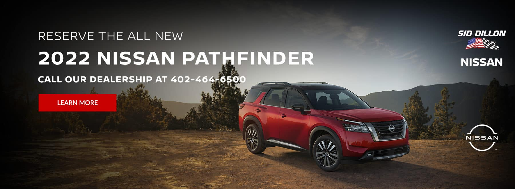 Reserve the All New 2022 Nissan Pathfinder