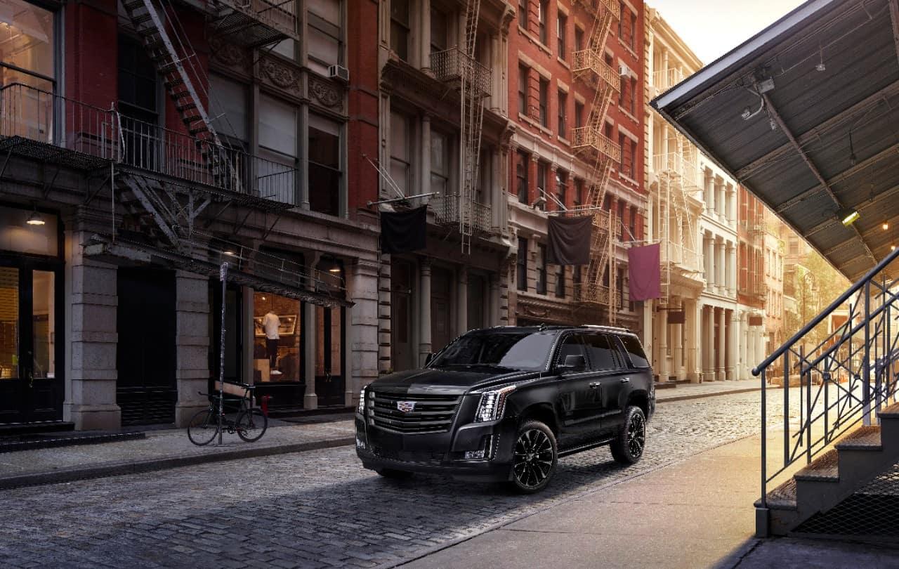 2019 Cadillac Escalade Sport Edition
