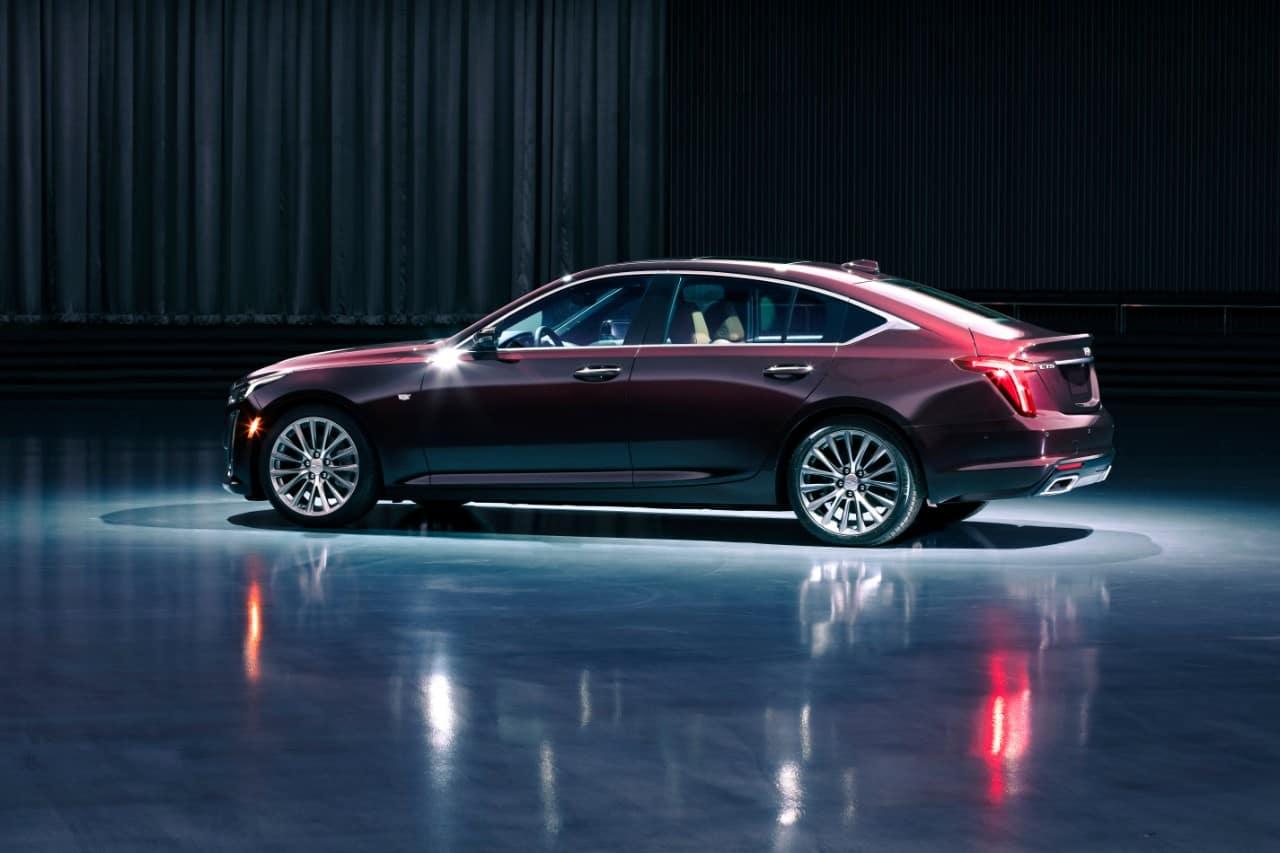 The CT5 Premium Luxury