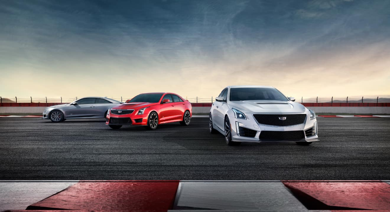 Cadillac V-Series 3rd Generation Family