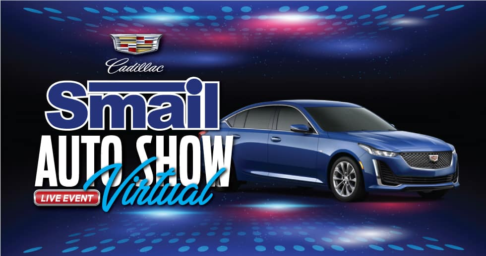 Smail Virtual Auto Show - Cadillac