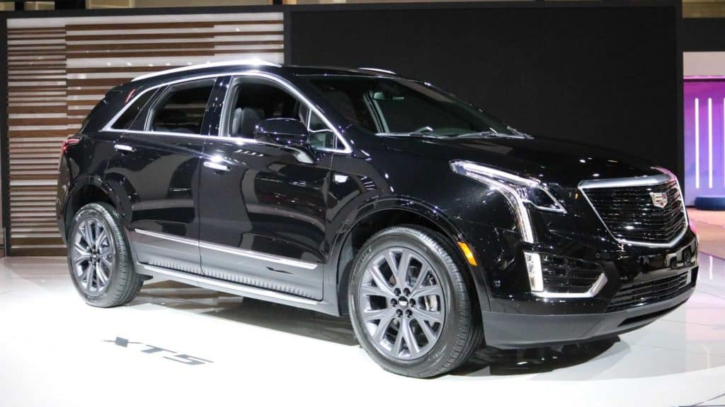 Certified Pre-Owned 2020 Cadillac XT5 Premium Luxury