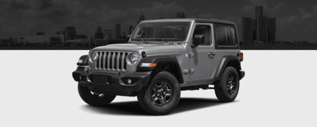 2020 Jeep Wrangler Sport Willys