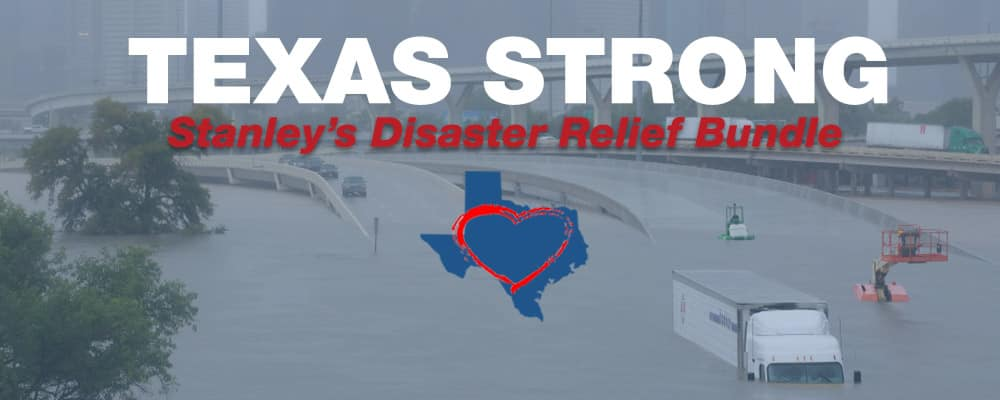 Stanley's Disaster Relief Bundle