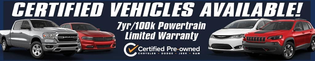 Certified Pre-Owned Warranty Chicago, IL