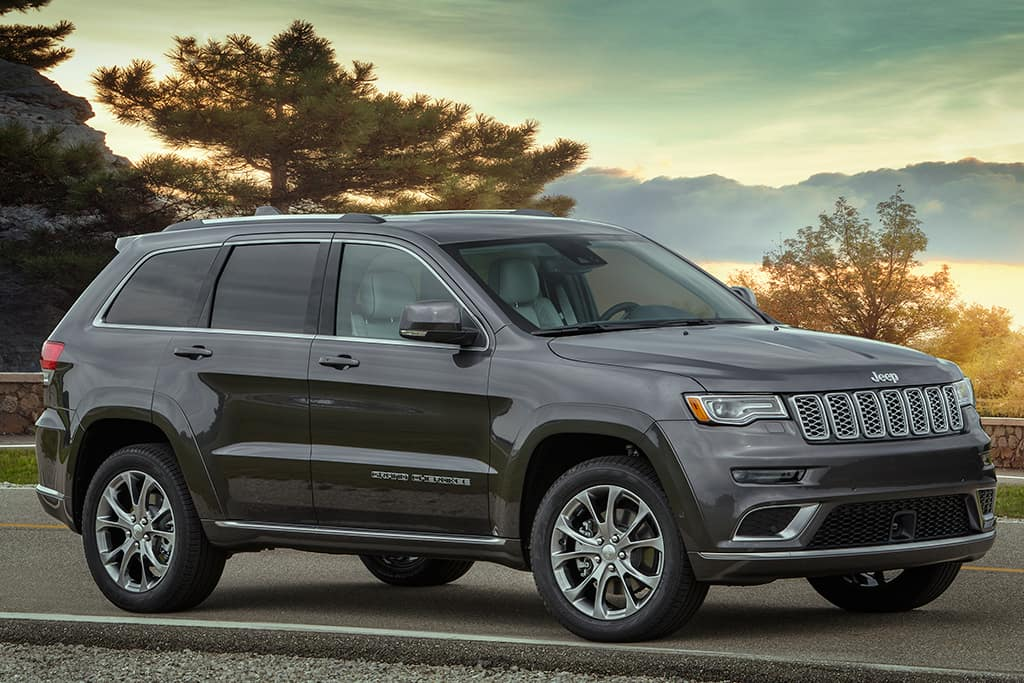New 2019 Grand Cherokee Trim Package Chicago IL