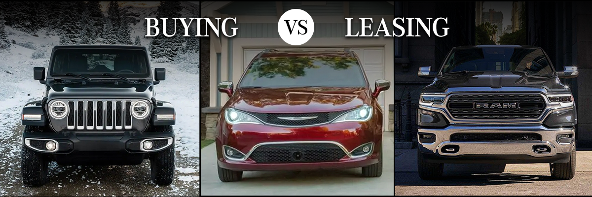 Buying vs Leasing a Vehicle Chicago IL