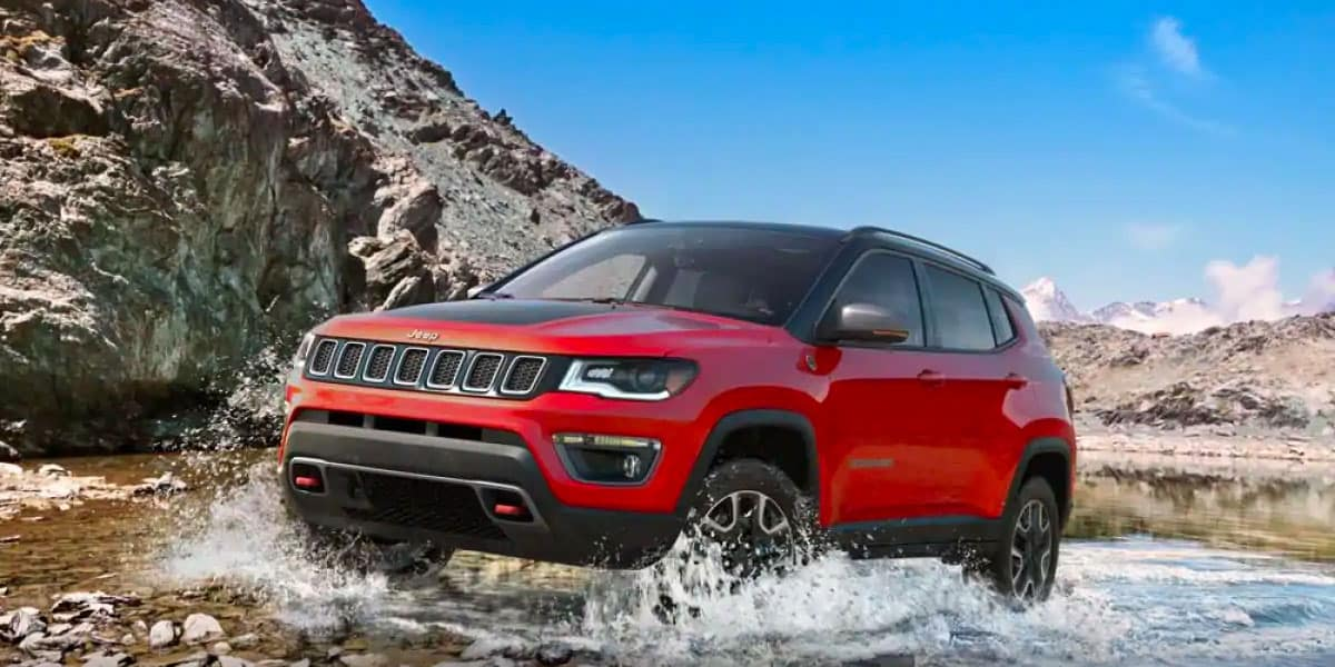 2019 Jeep Compass Features Chicago IL