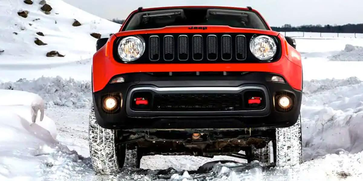 What is a Jeep Trail Rated Badge? Chicago IL