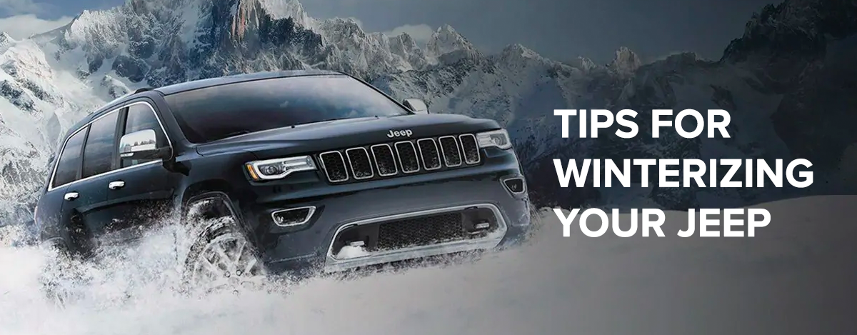 Winterize Your Jeep for Chicago Weather