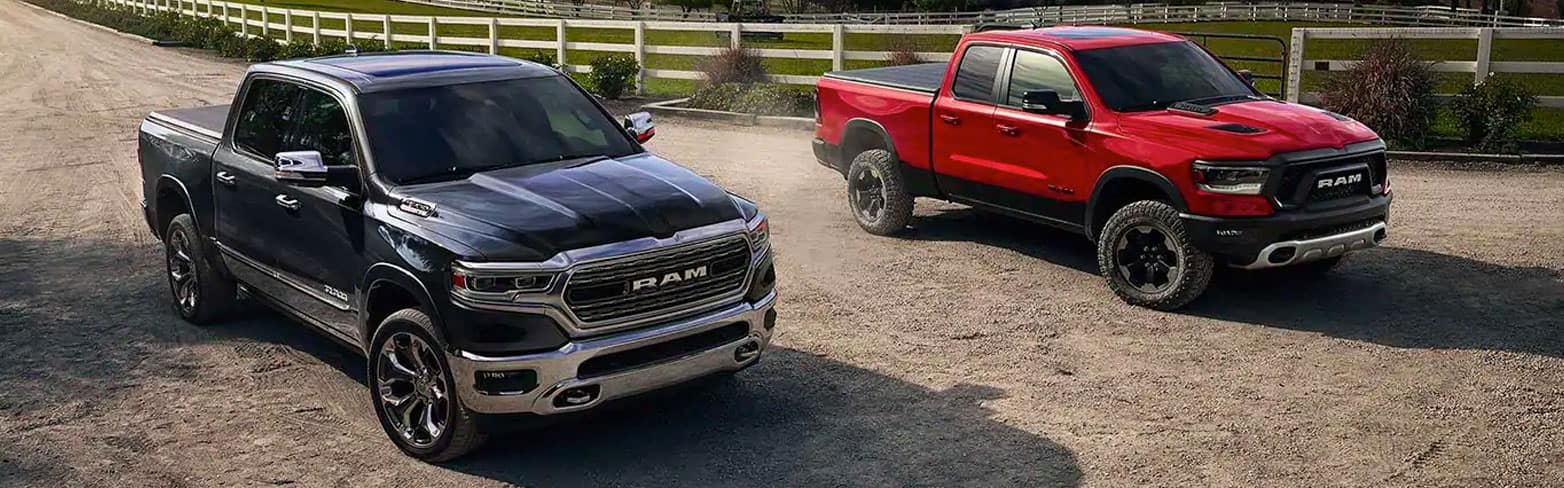 2019 Ram 1500 and Ford F-150 Comparison Chicago IL