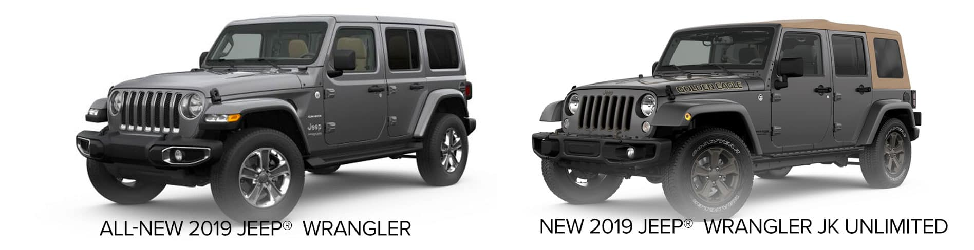 Jeep Wrangler Sport vs Jeep Wrangler JK Chicago IL
