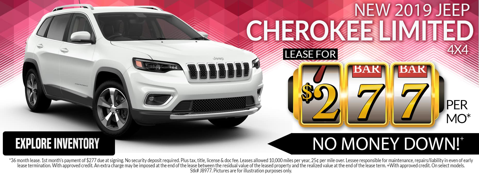 St. Chales 2019 Jeep Cherokee