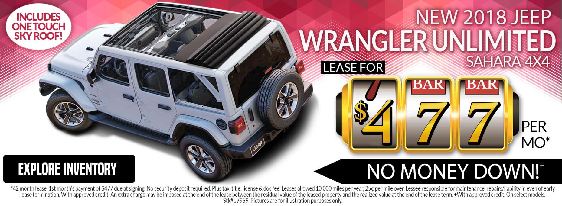 St. Chales 2019 Jeep Wrangler