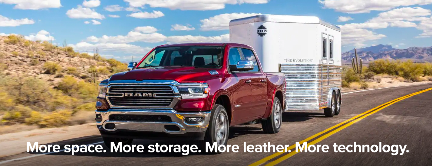 Which Ram Commercial Truck is Best For You? Chicago IL