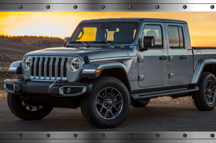 2020 Jeep Gladiator Coming Soon! Chicago IL